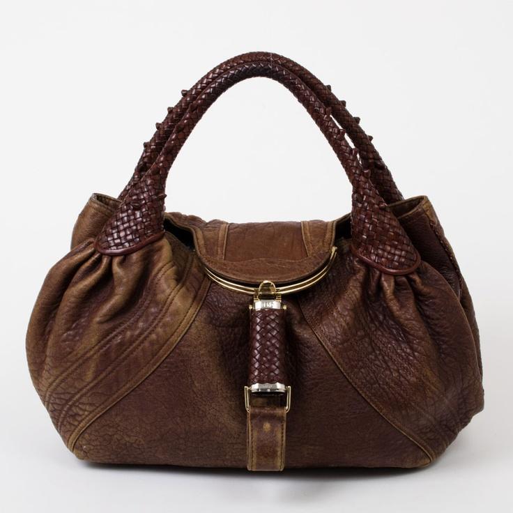Fendi Hobo Spy Bag