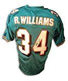 Ricky Williams Miami Dolphins Replica Jerseys