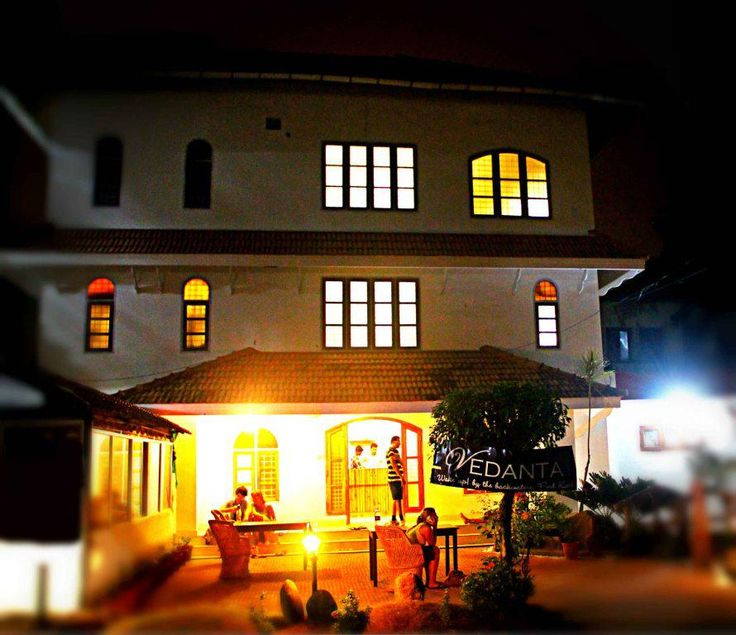 Vedanta Wake Up in Fort Kochi, Backpacker Hostels in India