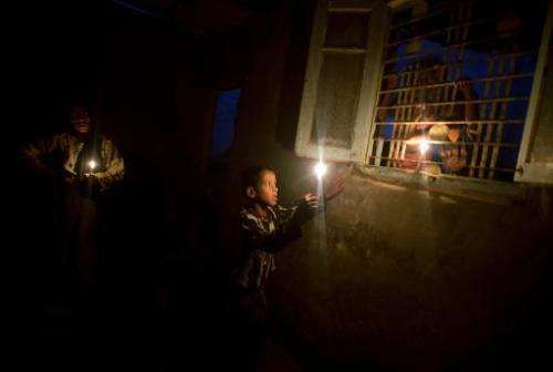 July 2, 2017 - GlobalResearch - Gaza: Israel's Experiment on Humans in Situations of Extreme Stress and Deprivation -     One experiment: What happens to two million human beings when they are deprived of electricity nearly all the time, day and night? -   In this file photo, a Palestinian woman and her children light candles during a power outage in Gaza City, on November 10, 2013