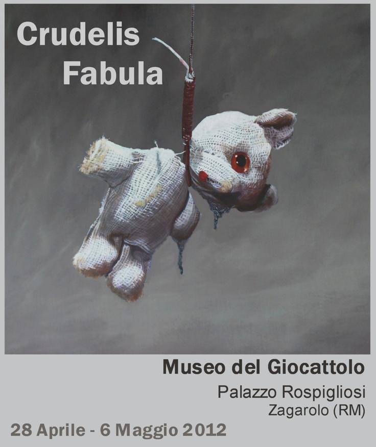 Crudelis Fabula @ Museo del Giocattolo: Alessandro Bulgarini, Fine Artists, Crudelis Fabula, Del Giocattolo, Museum, Places I D, Crude Fabula, Italian Fine