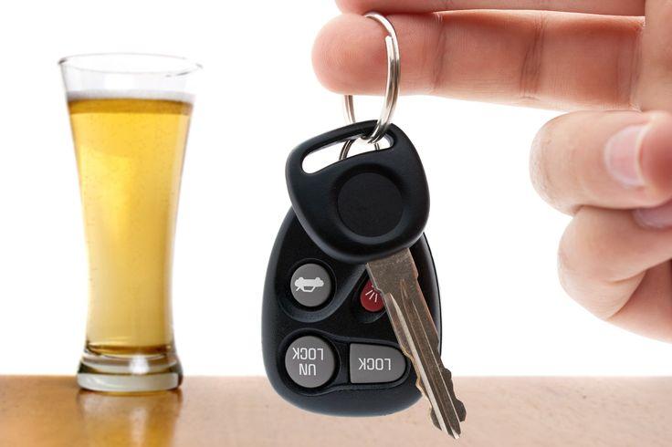 Un récidiviste de l'alcool au volant arrêté - Courrier du Saguenay