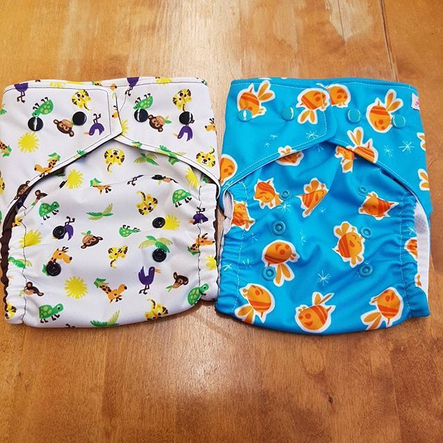 #pikkeliina #sewing project #washable #diapers #myllymuksut