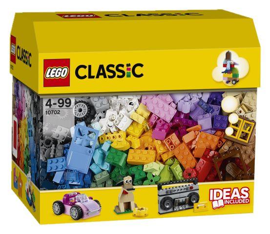 LEGO Classic 10702 hos Stor&Liten.