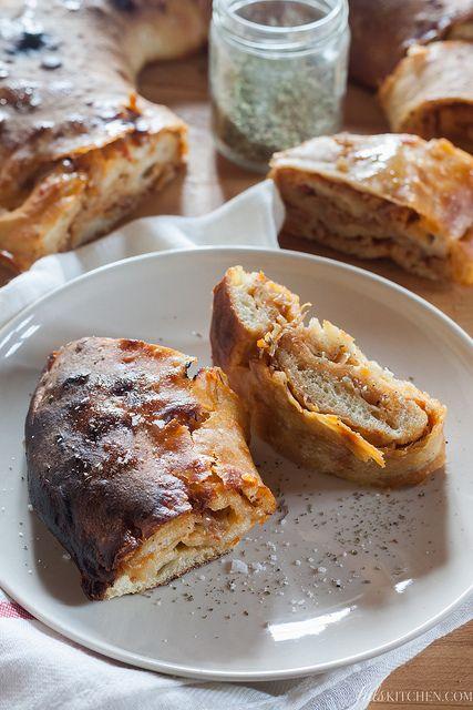 Focaccia di Cipolle, Onion Flatbread