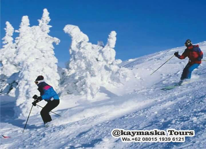 Gulmarg, the best ski place to greet the snow with joy!