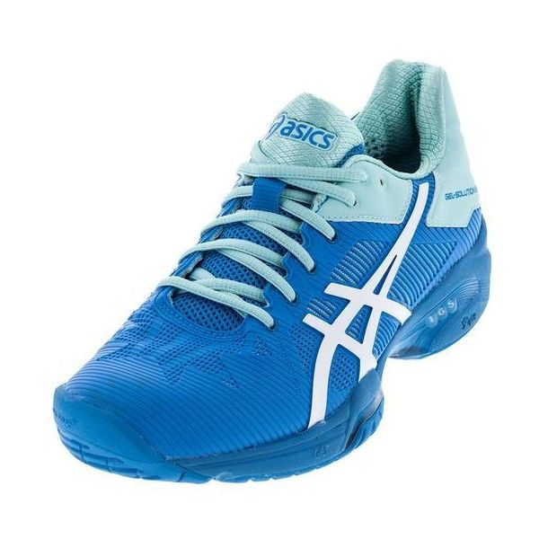 The ASICS Junior's GEL-Solution Speed 3 Tennis Shoe features the best in  lightweight performance