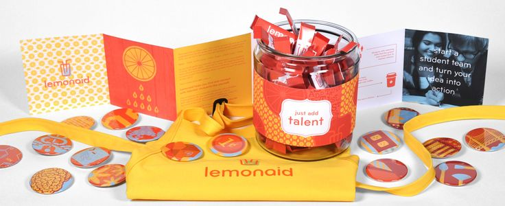 Lemonaid Collateral