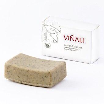 Jabón Exfoliante - Viñali