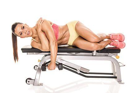 Oddo's Angle: Cross-body Rear Delt Raise   Muscle & Fitness