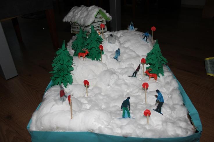 Wintersport- Sinterklaas surprise