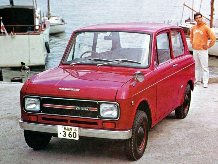Daihatsu Fellow SS '1968–70