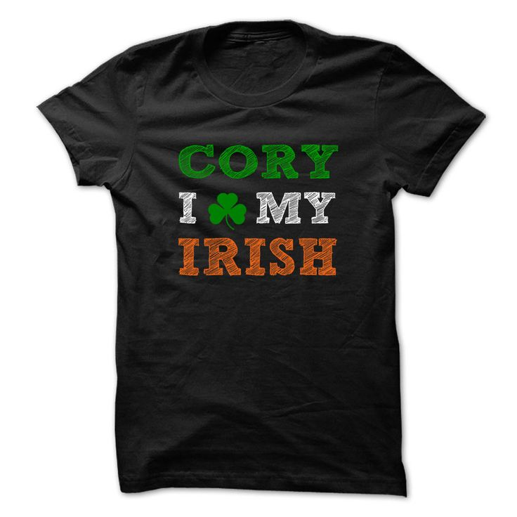 CORY STPATRICK DAY - 0399 ⑤ Cool Name Shirt !If you are CORY or loves one. Then this shirt is for you. Cheers !!!STPATRICK xxxCORY CORY