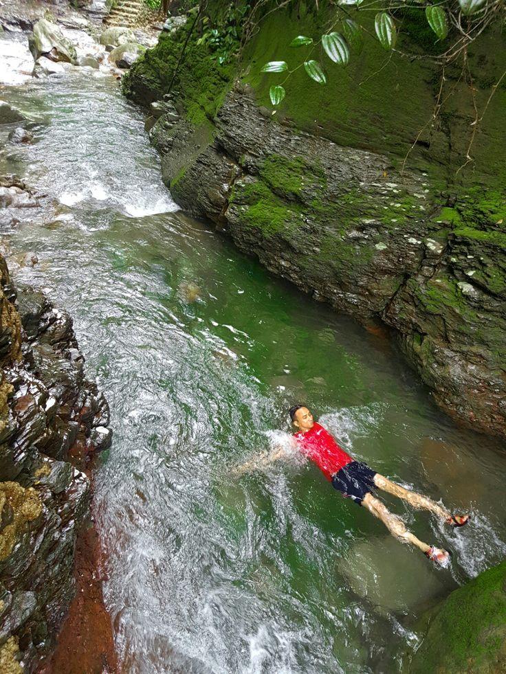 Balong Endah,  Taman Nasional Gunung Halimun Salak  #swimingholes #adventure #nature