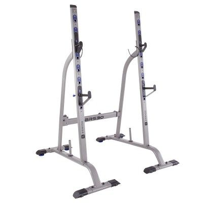 Weight Benches Fitness - RBR 530 weight bar rest DOMYOS - Fitness Equipment