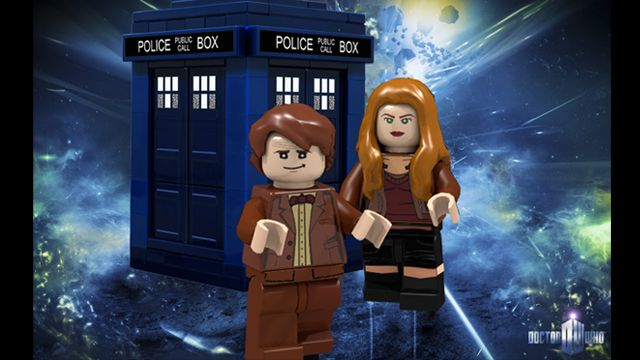 Click through to show your support for Doctor Who Legos!  You can also vote for which characters from Doctor Who you would like to see turned into Lego characters!