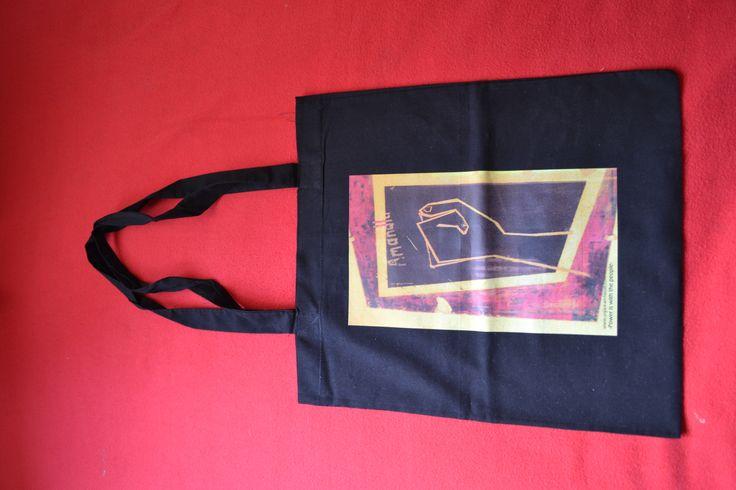 carrier bag, Amandla