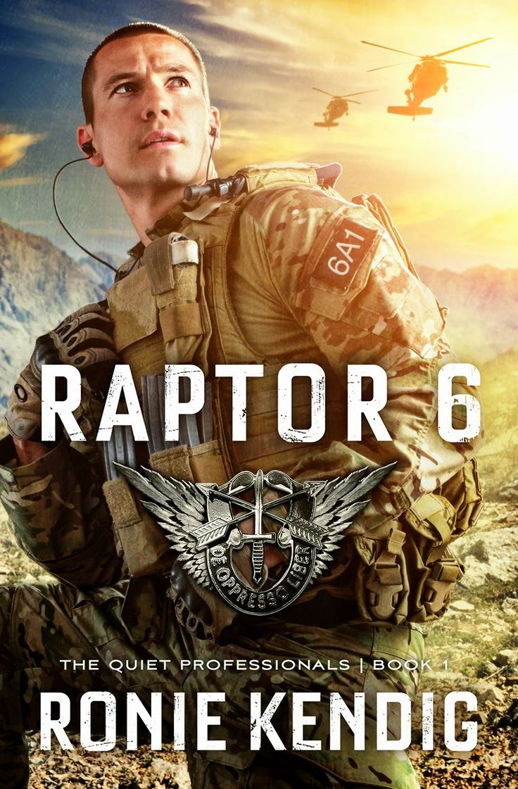Ronie Kendig Blasts into a brand new series about Raptor 6 team - The Quiet Professionals series POWERFUL - Check out REVIEW http://psalm516.blogspot.com/2014/09/raptor-6-by-ronnie-kendig-reviewed.html
