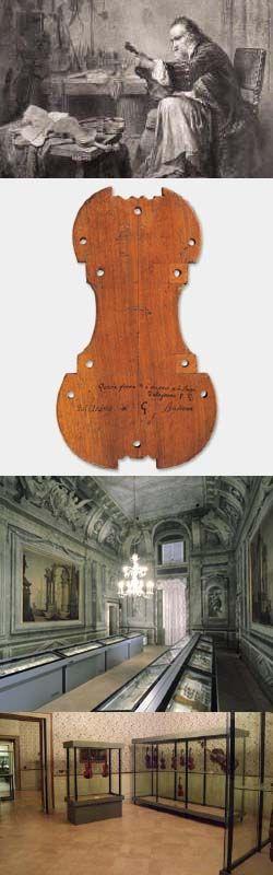Stradivari museum in Cremona