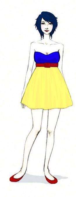 Snow White by lololalah