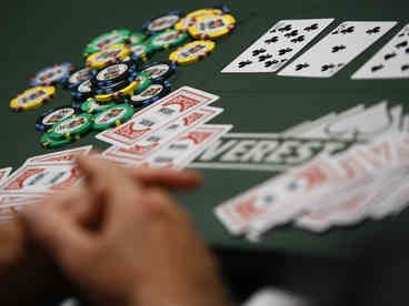 Israeli police have discovered a civilian shelter near the Palestinian enclave that was used as a casino..