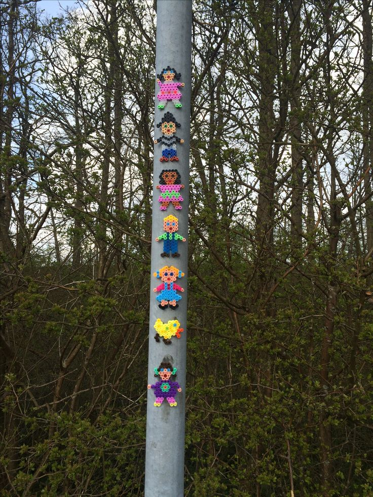 Streetart by Hanne Jo and partners in crime!!!