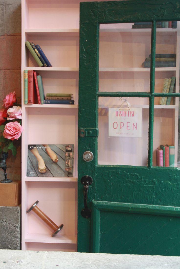 Our door is open- say hello!