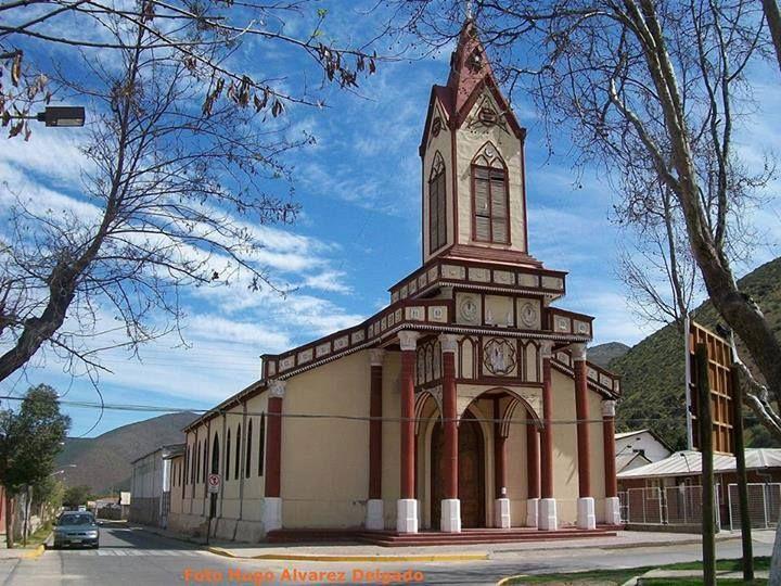 Iglesia de la Merced in Petorca? This pretty church was named a national monument in 2009!