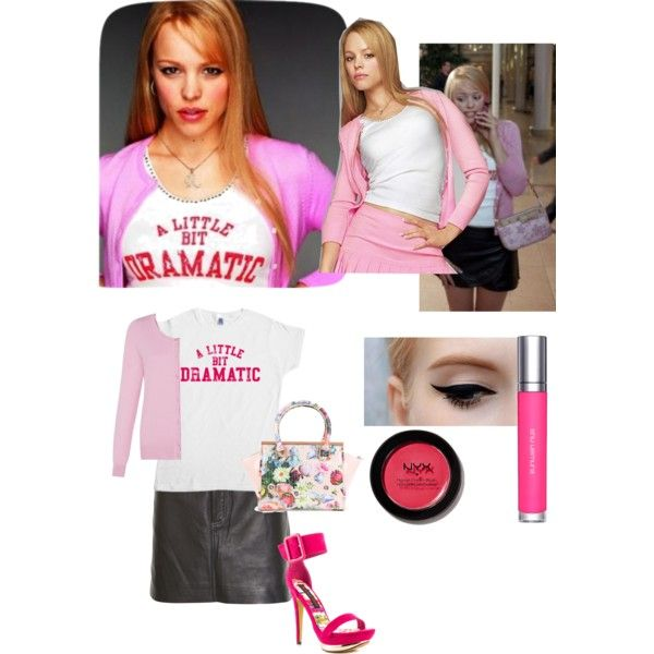 get the look regina george  mean girls  signature