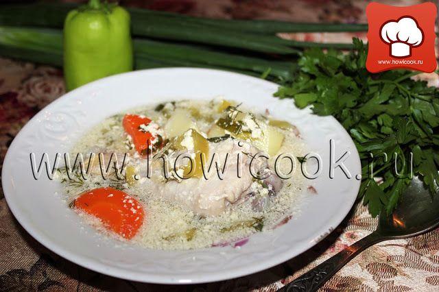 HowICook: Шорпа с цыпленком (кавказская кухня)