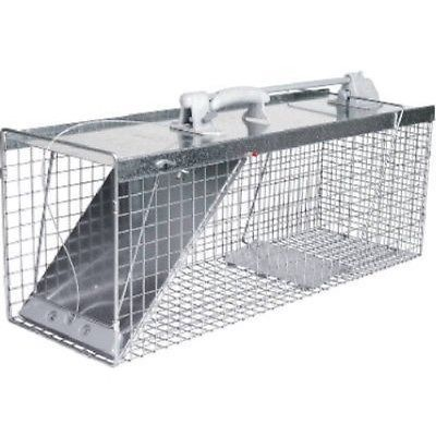 Vintage Traps 71143: Woodstream 1085 Cage Trap, Easy Set BUY IT NOW ONLY: $84.27