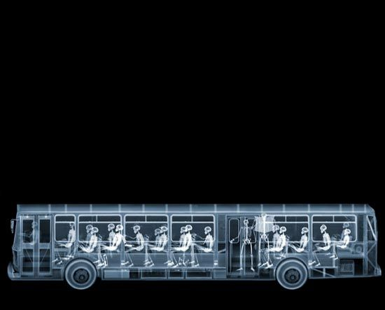 Unusual X-Ray Photography by Nick Veasey
