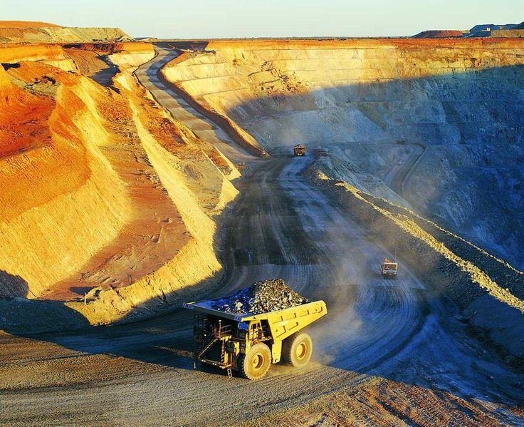 Mt Keith Nickel mine, Western Australia
