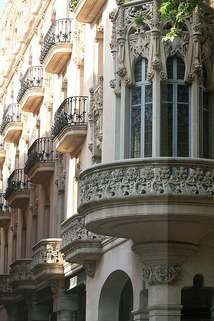 Gran Hotel, calle Unión de Palma de Mallorca, Mallorca.