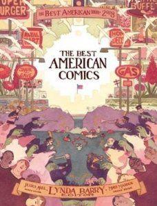 The Best American Comics 2008: Lynda Barry, Jessica Abel, Matt Madden: 9780618989768: Amazon.com: Books