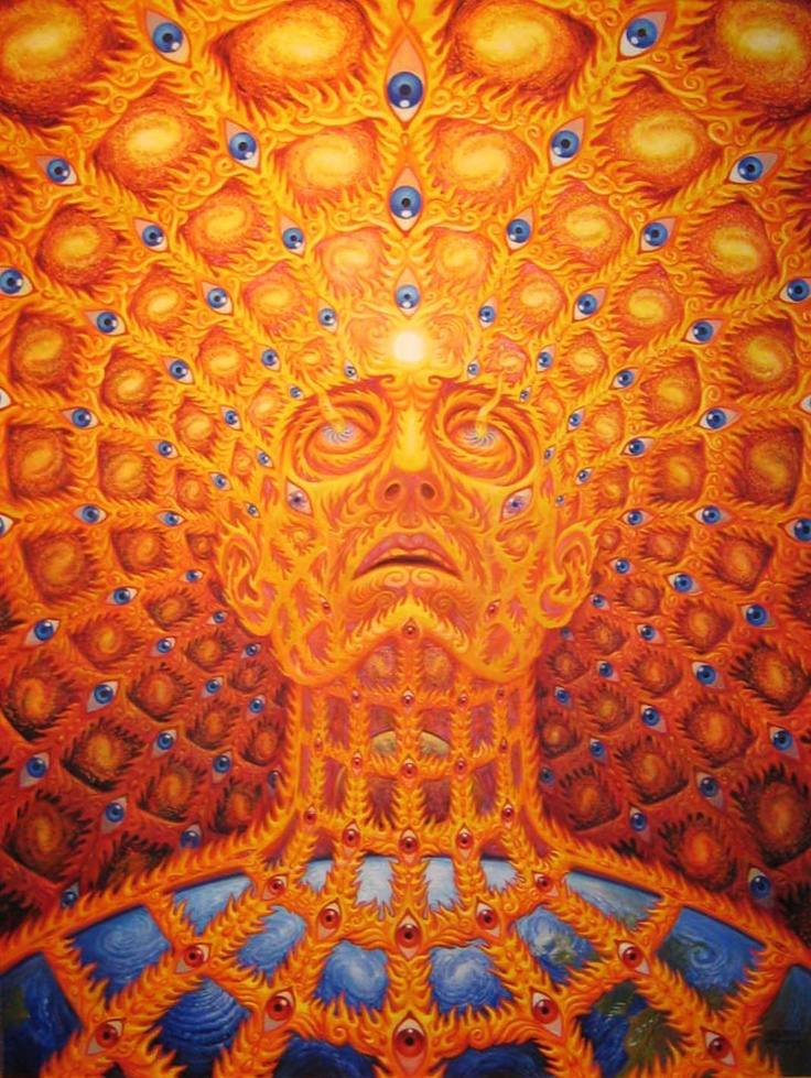 17 Best images about Alex Grey on Pinterest | Beautiful ...
