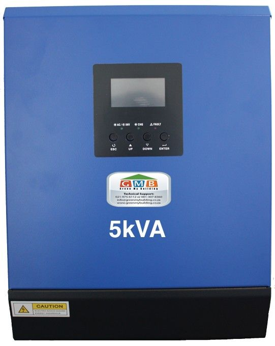Axpert 5kVA Inverter  - GMB Online Store -