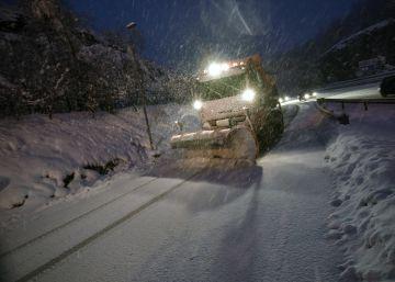 Las previsiones apuntan a un aumento de nevadas y una una caída de las temperaturas