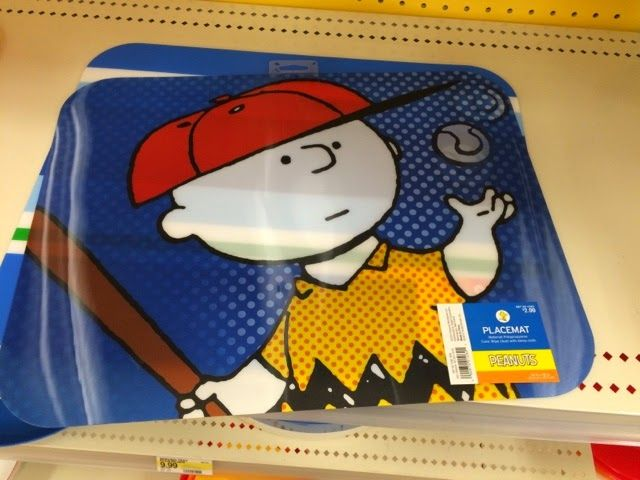 Summer 2015: Peanuts Merchandise at Target