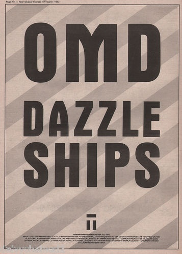 OMD: Dazzle Ships