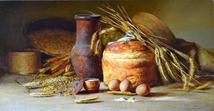 картины художника Ю. Николаева -04