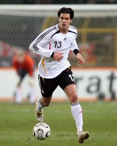 Michael Ballack One of the reasons why I wore 13