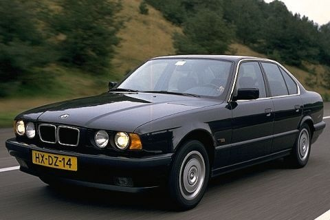 BMW 520i   my first car.... i loved that thing