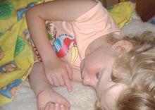 Alvás! - aludj jól kincsem... | Délutáni pihenő - óvodáskorban