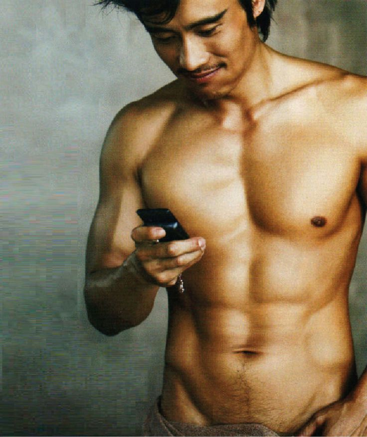 10 Korean Actors Who Shouldn't Wear Shirts... Like Ever (Part 1)