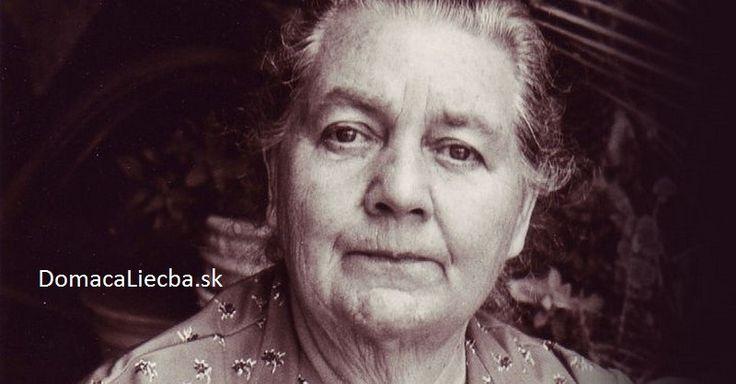 Vlastnila dva doktoráty a bola 6 krát nominovaná na Nobelovu cenu. Jej najväčší objav v roku 1951 predstavuje liek na rakovinu.
