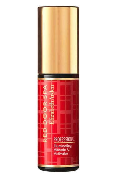 Had an amazing facial at Red Door Spa- White Plains and the esthetician recommended this. We will see how it goes!  picture of elizabeth arden vitamin c activator - Google Search