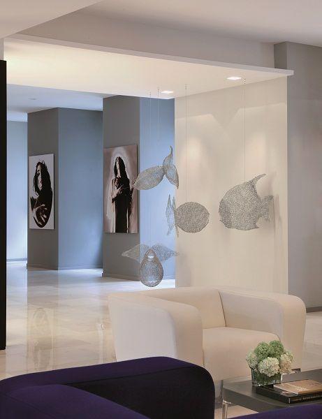 UNA Hotel Il Molino, Benevento #Italy #design