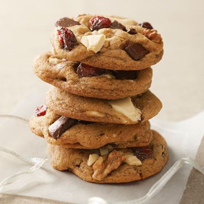 Cranberry-Chocolate Chunk Cookies