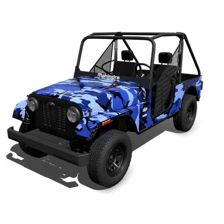 Camo Blue Wrap Cars For Sale Blue Wrap Atv